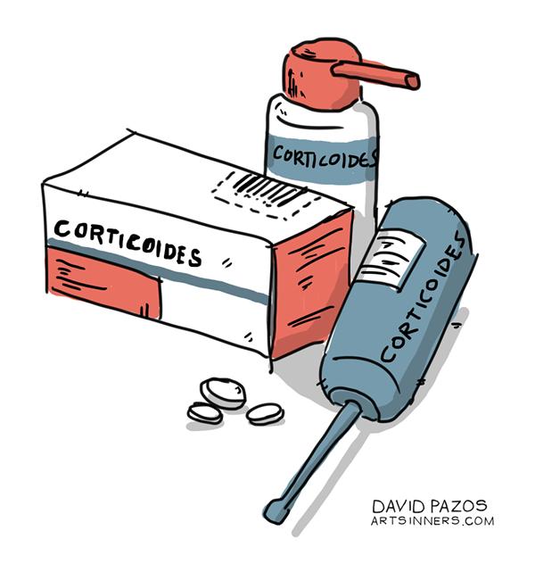 corticosteroides topicos de baja potencia
