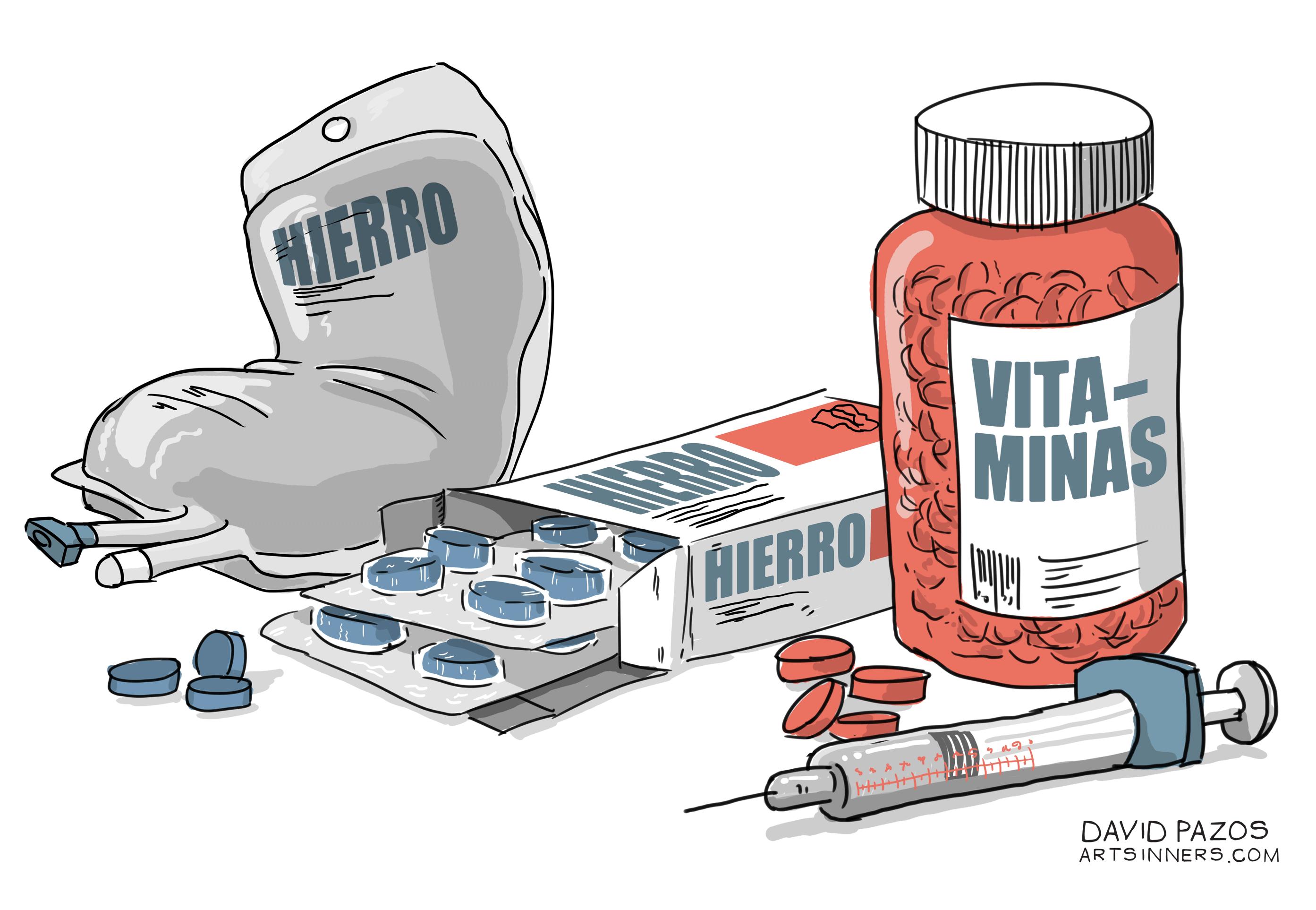 Que Es Ferbisol Vitaminas Y Hierro
